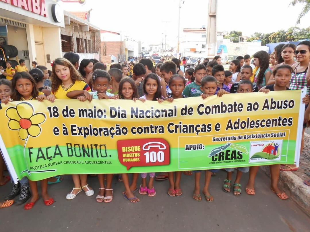 18 de Maio - Dia Nacional de Combate ao Abuso e à Exploração Sexual de Crianças e Adolescentes - papodepai.com