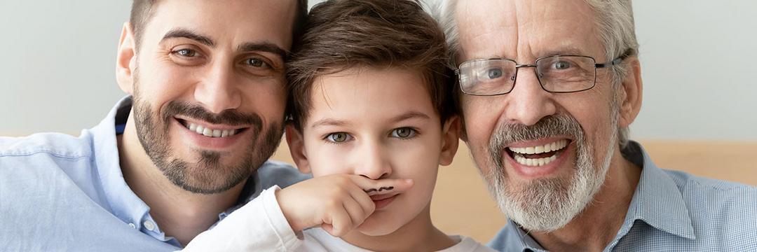 Saúde do homem e a importância na relação entre pai e filho