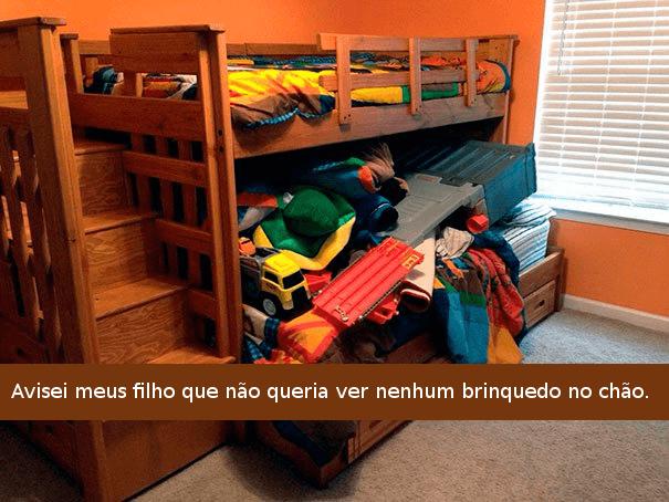 15 crianças que 'malandramente' atenderam ao pedido de seus Pais
