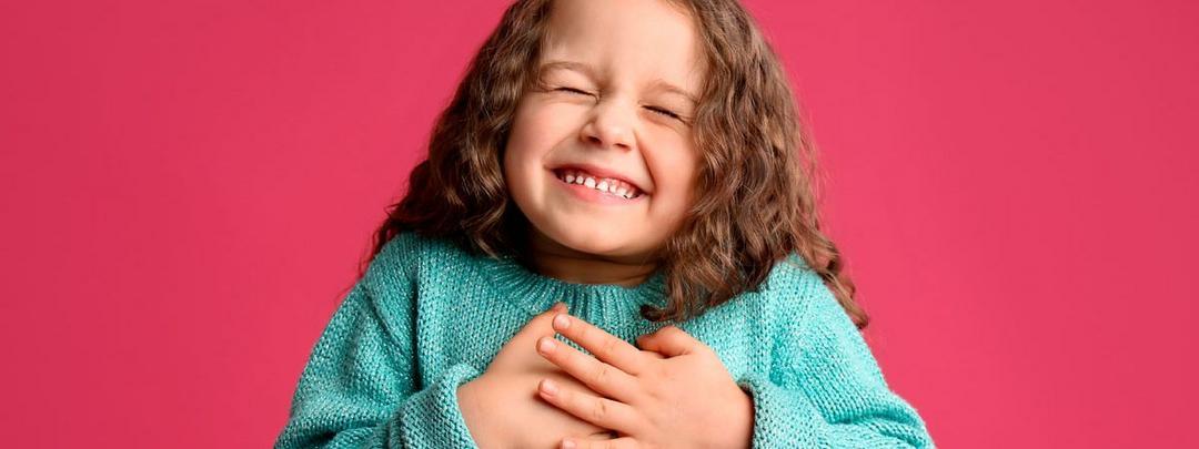 Como ensinar gratidão às crianças? É mais do que apenas dizer obrigado