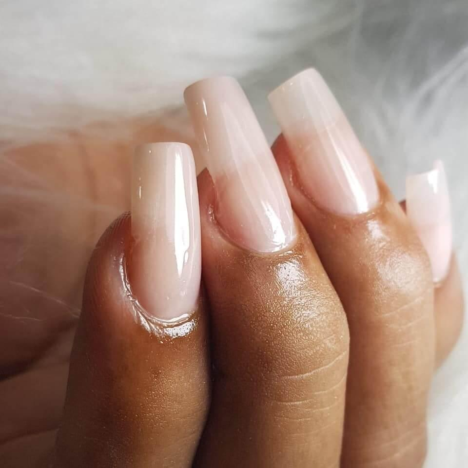Pai vira modelo de unhas da filha manicure no Pará - Papo de Pai