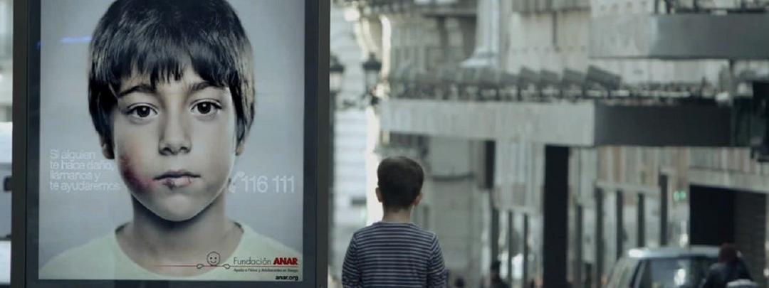 Campanha contra abuso infantil passa mensagem oculta que só as crianças conseguem enxergar