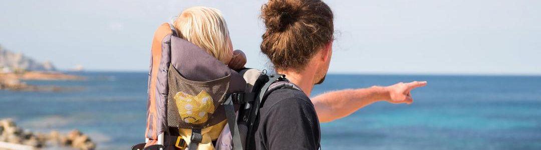 Quero viajar com meu filho menor de idade. Preciso da autorização do outro genitor?
