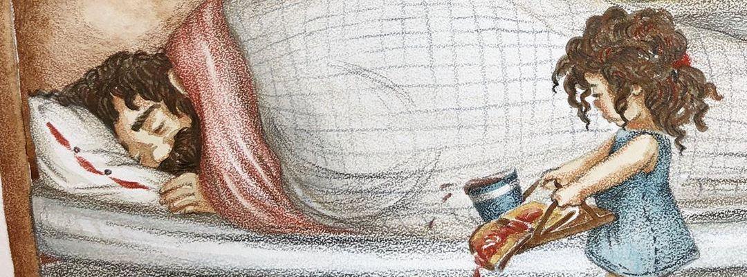 21 Ilustrações sobre família que deixarão o seu coração mais aquecido