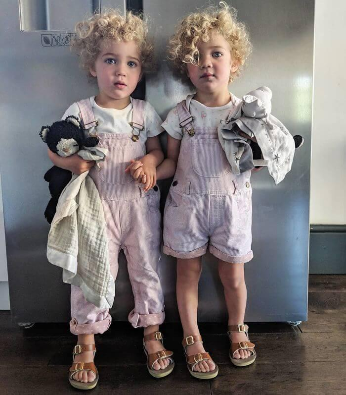 Pai de 4 meninas se recusa a produzir suas fotos no Instagram e já tem quase 1 milhão de seguidores - Papo de Pai