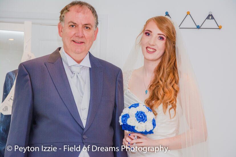A emoção de um pai autista no casamento de sua filha - Papo de Pai