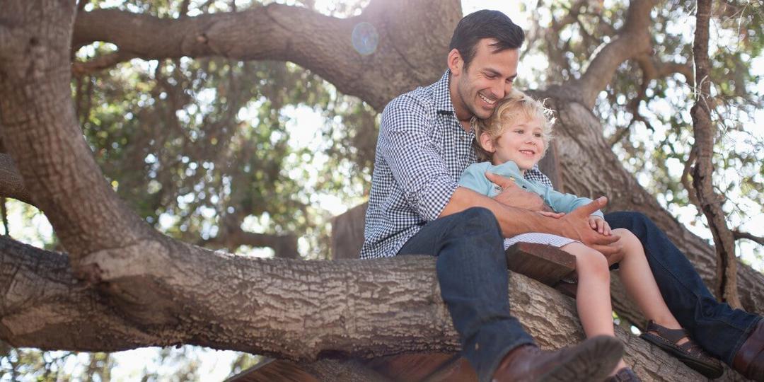 Abraçando a criança interior