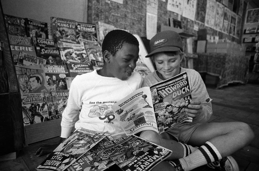 Histórias em quadrinhos podem sim ajudar seu filho a se interessar por leitura