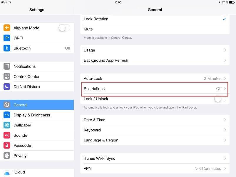 Como configurar o iPad do seu filho corretamente - Manual completo - Papo de Pai