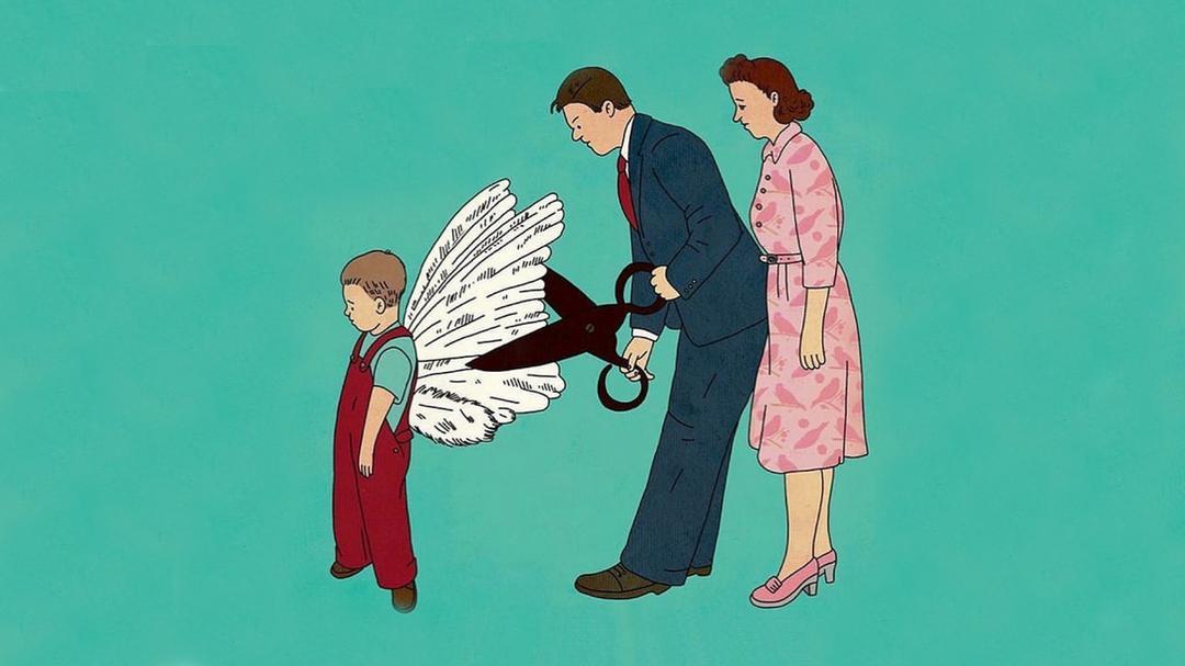 Cortando as asinhas dos nossos filhos, por Thiago Queiroz