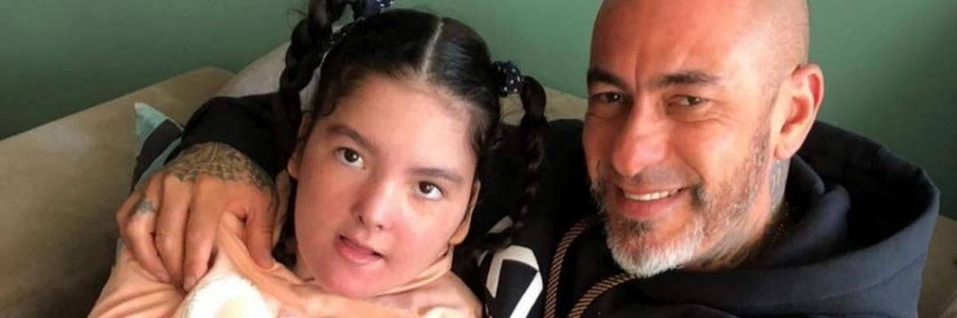 Henrique Fogaça vibra com progresso da filha que faz tratamento com canabidiol