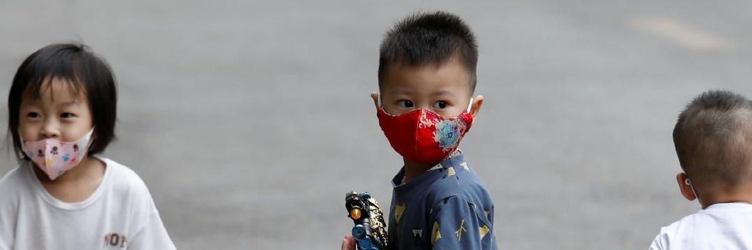 Pesquisas apontam que crianças podem transmitir coronavírus mesmo sem apresentar sintomas
