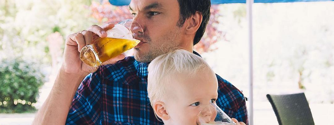 Pais alcoólatras e os problemas emocionais que causam em seus filhos