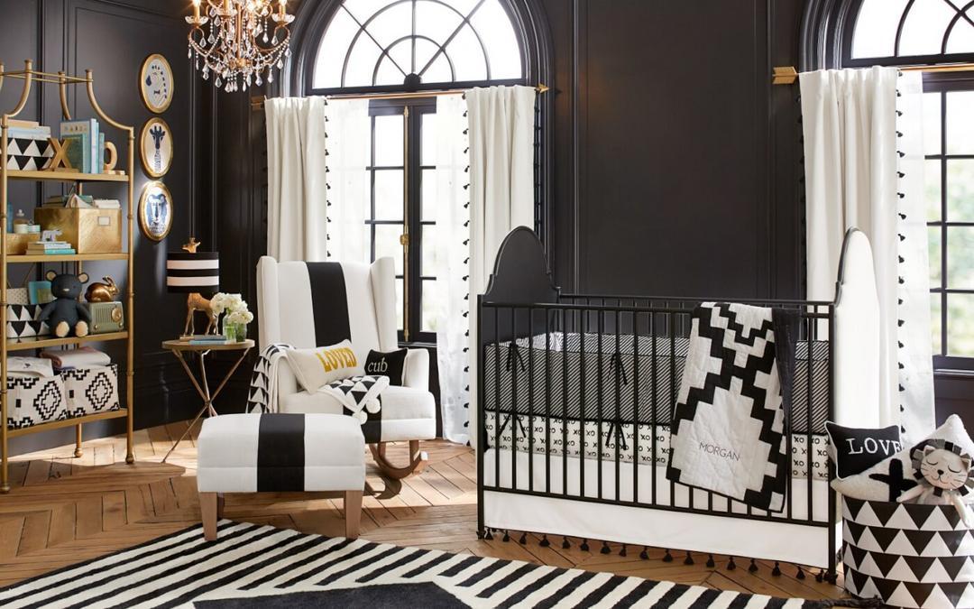 Cores do quarto do bebê podem influenciar seu desenvolvimento