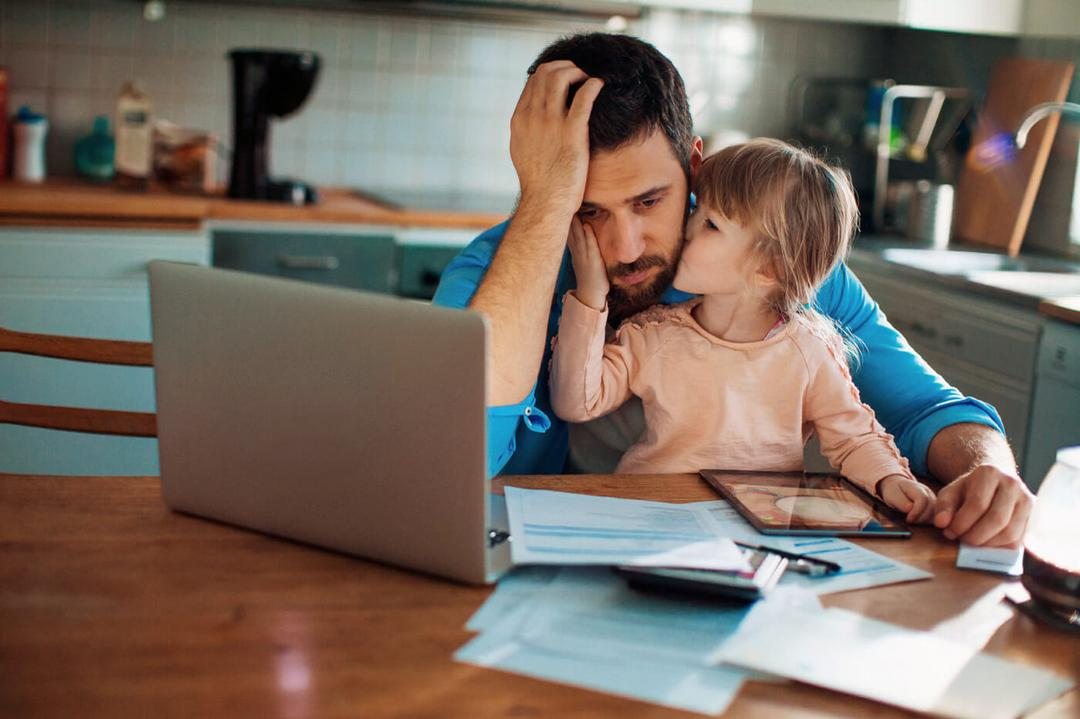 Estudo comprova - cuidar dos filhos cansa mais que trabalhar fora