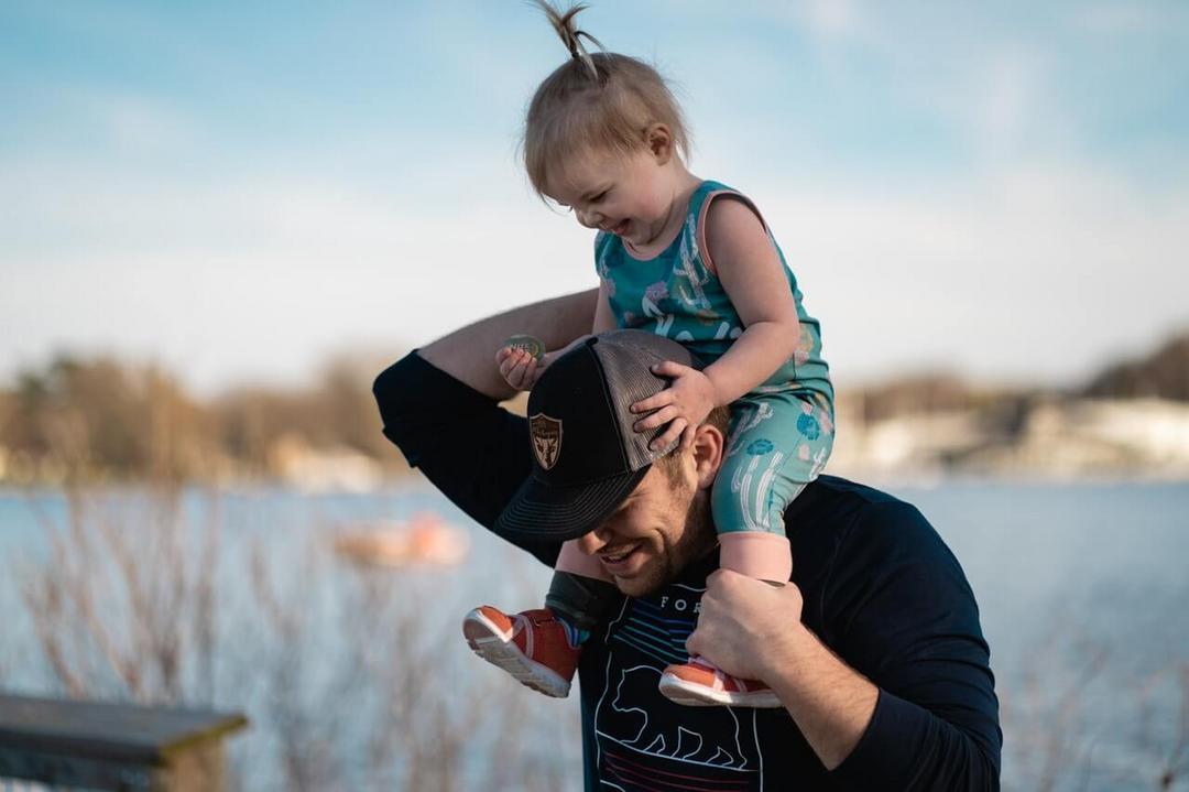 Estudo comprova - O corpo do homem também muda quando se torna pai - Papo de Pai