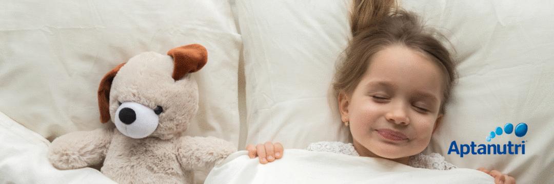 Alimentação e sono infantil: qual a relação?