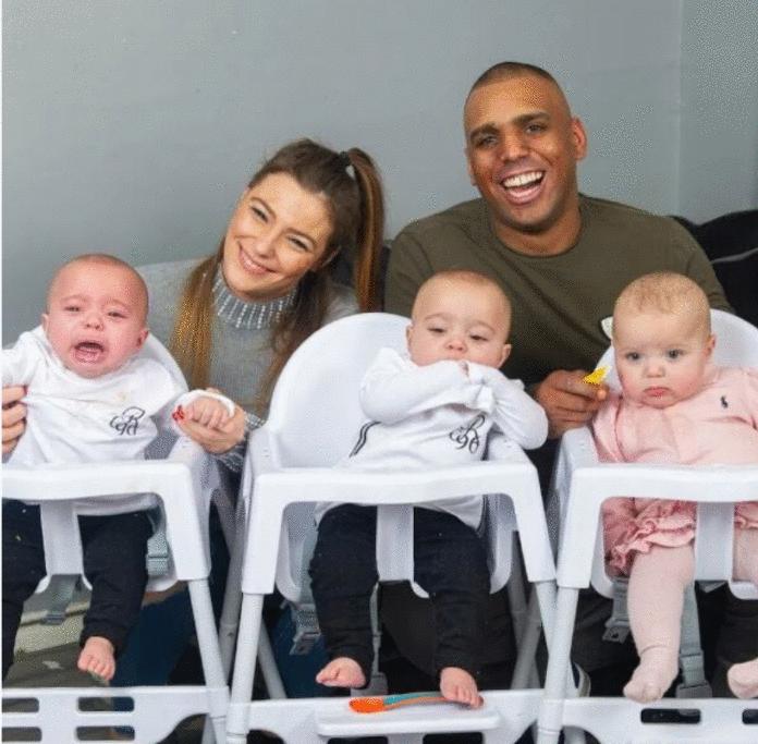 Um flashback rápido com a ex? Para essa mãe foi o suficiente para uma gravidez de trigêmeos - Papo de Pai