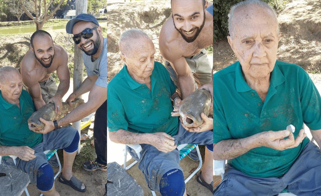 O sequestro do meu Avô: um dia inesquecível - papodepai.com
