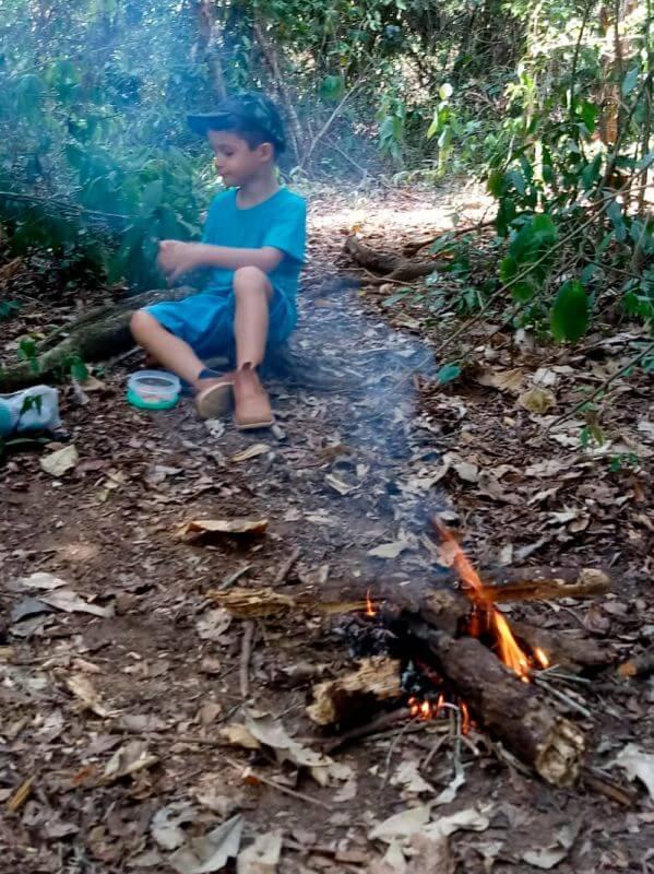 Pai montanhista leva filho autista às suas aventuras na natureza - Papo de Pai