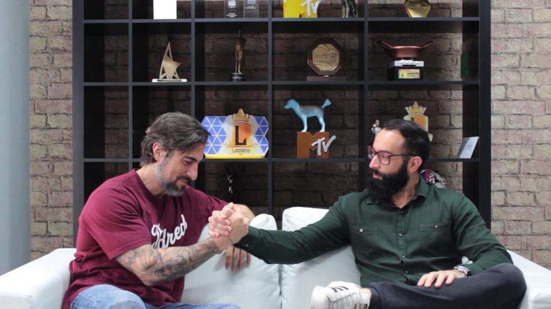 Papo de Pai com Marcos Mion