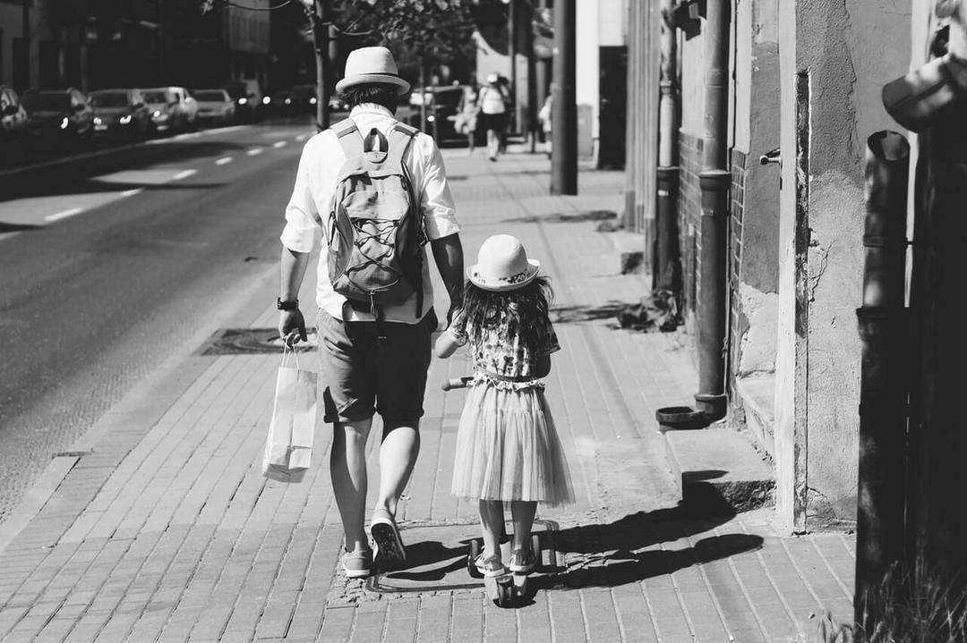 Por favor, pare de me chamar de Paizão, eu não passo de um Pai comum - Papo de Pai