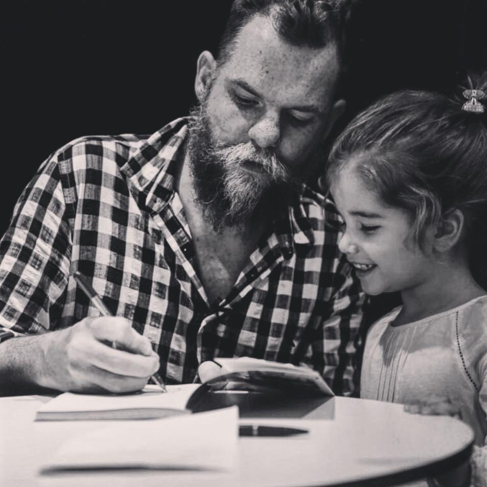 Do começo, por Marcos Piangers - Papo de Pai