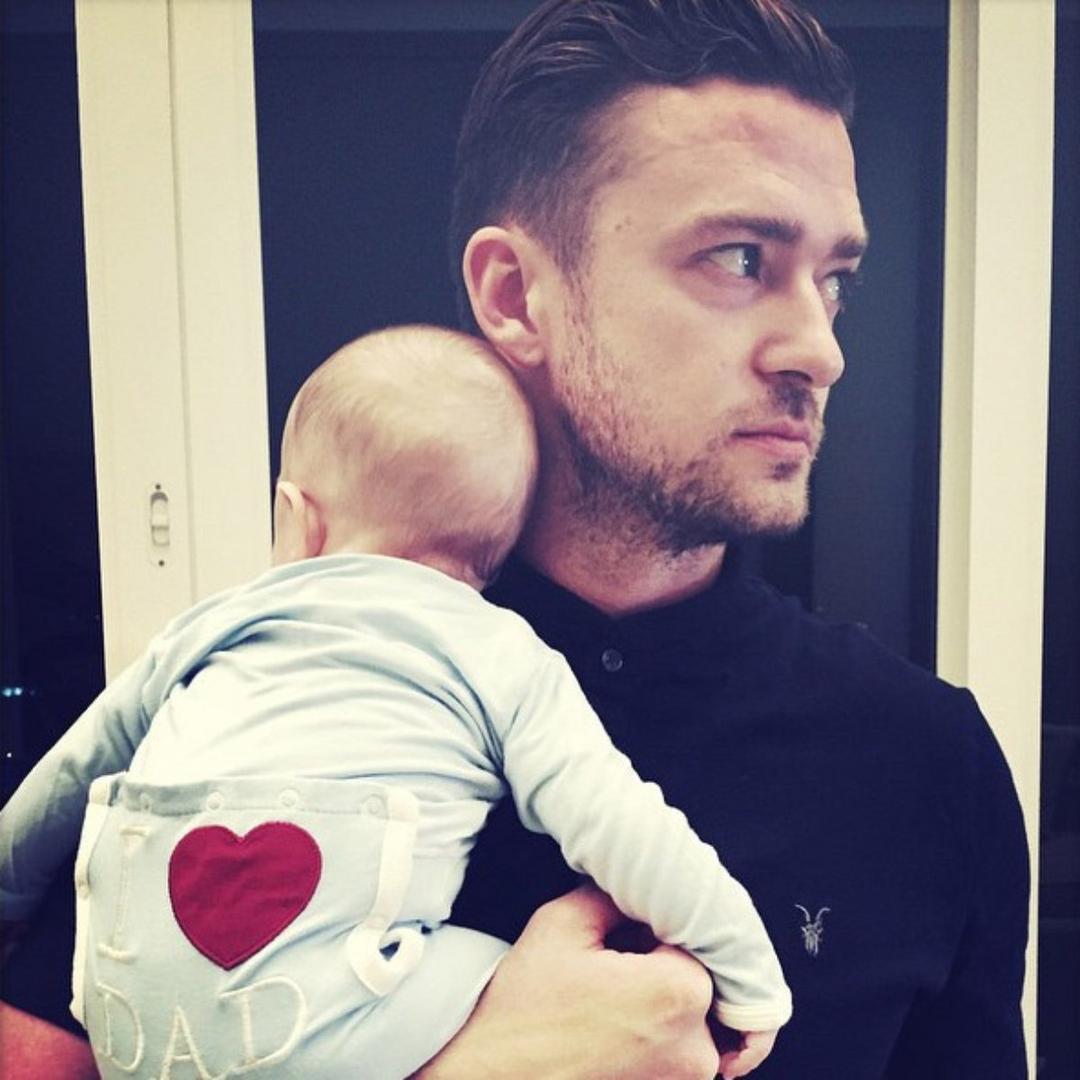 Justin Timberlake reclama de ter que cuidar dos filhos na quarentena e declaração causa revolta nas redes sociais - Papo de Pai