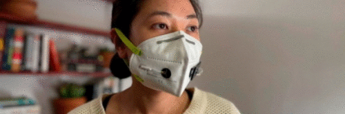EUA cria máscara que pode identificar COVID em 90 minutos