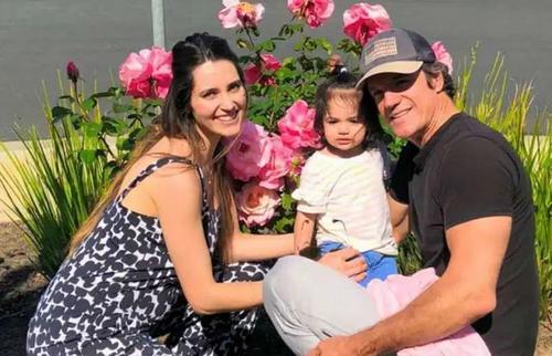 Ator Carlos Machado, de Fina Estampa, será pai novamente após tragédia que levou a vida da filha