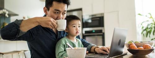 A falácia sobre o tempo de qualidade com os filhos