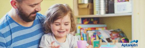 Entenda por que nutrição infantil também é papo de pai