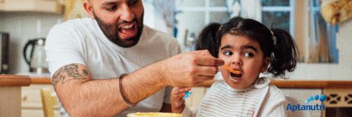 Como começar a se envolver com a alimentação dos seus filhos?